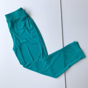 Chico's Easywear Pants Size 0 Small Teal